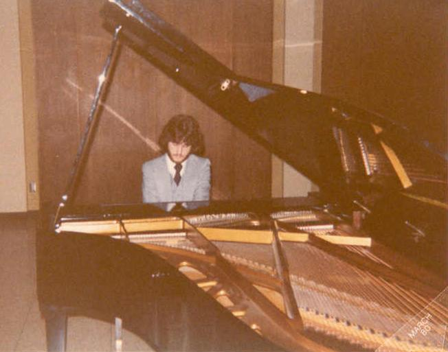 Allan Loucks Piano Solo - 1982